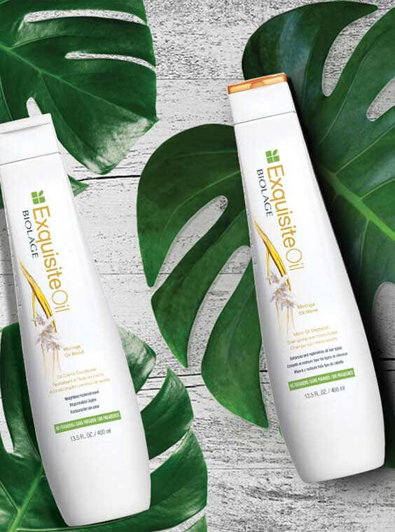 ExquisiteOil Natural Oil Hair Care | Biolage