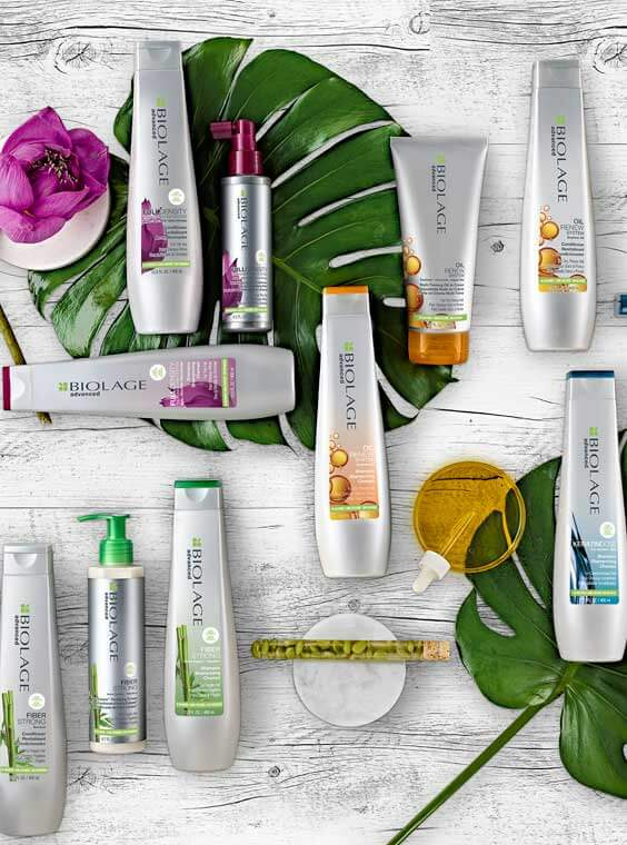 Advanced Botanical Hair Care Products | Biolage