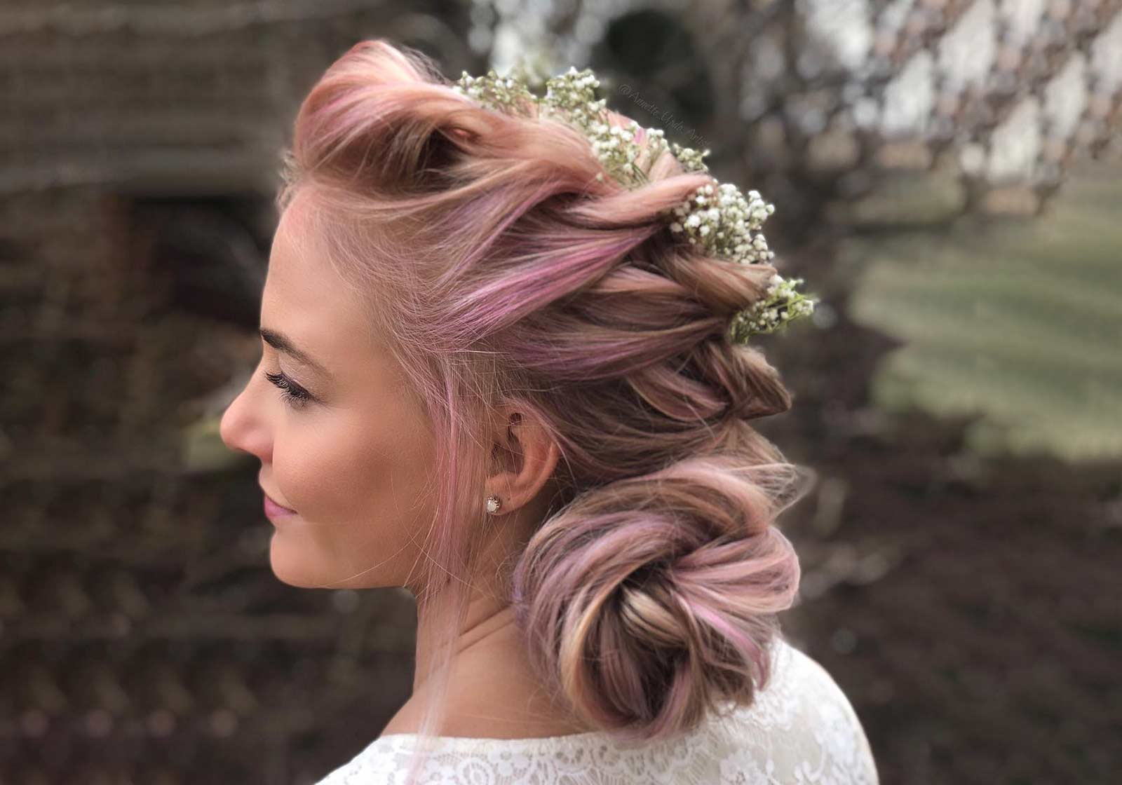 romantic-hall-braid-and-waves